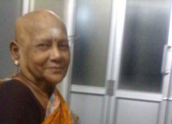 Help my mother Ganga fight cancer