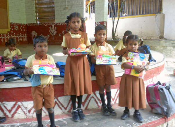 I am fundraising to help the children of migrant labor experience 'Childhood and Education'