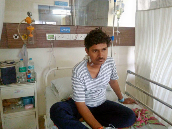 Mahesh Thought He Was Suffering From Jaundice Until It Was Cancer