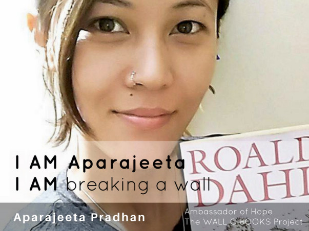 Join Aparajeeta to bring hope to 1 Million Kids in India