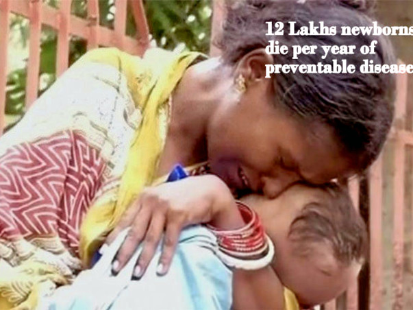 Help to Save Millions of Newborn Babies in India