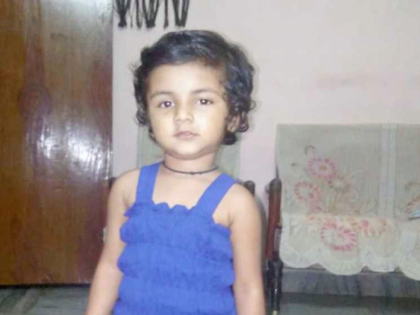 Help 3-year-old Eshrija To Hear And Speak