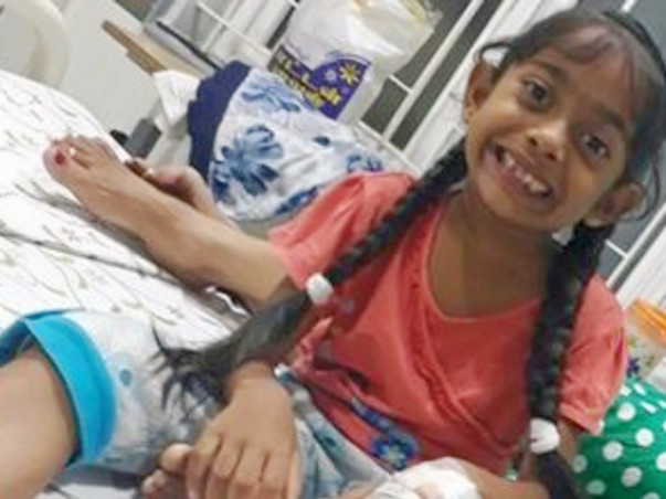 This Single Mother Cannot Afford Her Daughter's Life-Saving Surgery