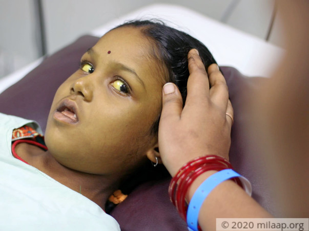 My daughter needs an urgent Liver Transplant