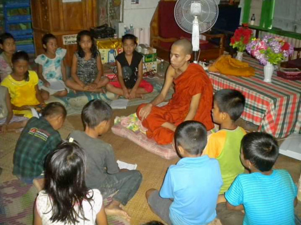 Help Mahabodhi Buddhist Mission School