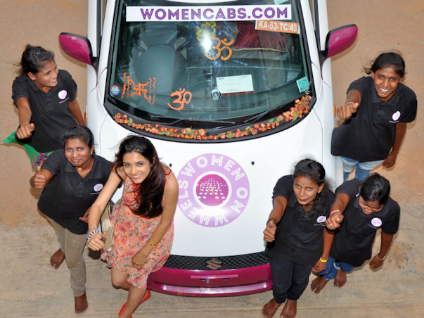 Train More Women Drivers for Women Safety - Women Empowerment