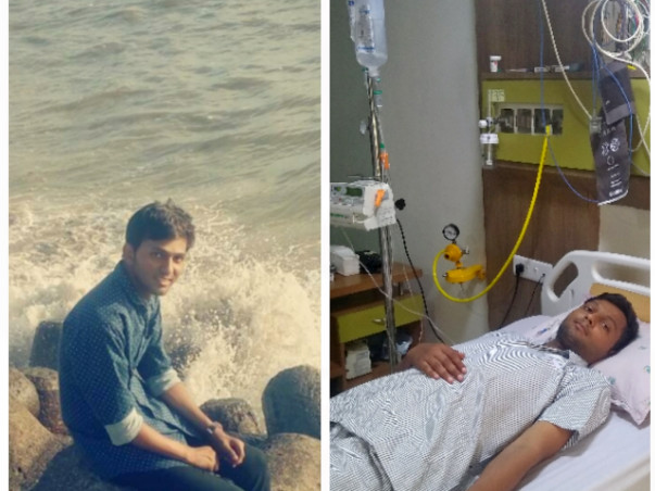 Help Vivek to undergo bone marrow transplant
