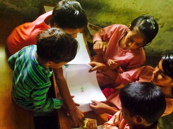 Enable Education for children of Forest Dwellers
