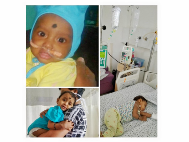 Help Bhanveesri Fight Cancer