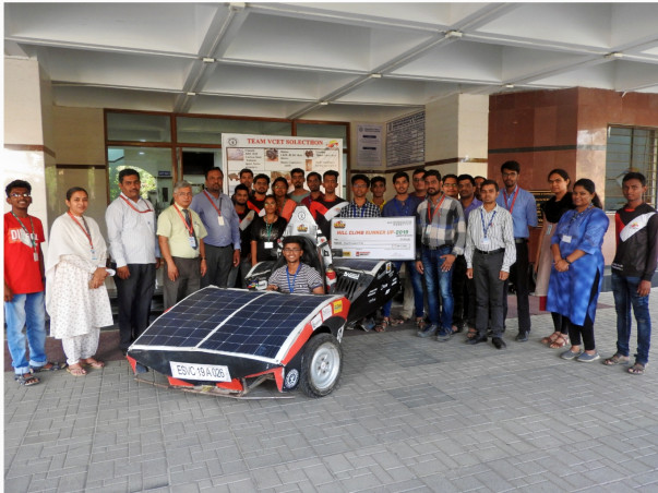 Contribute Towards Building A Solar-electric Car, Future Of Mobility