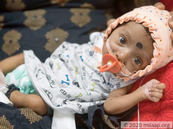 Help Hernya Recover From Chronic Diarrhoea
