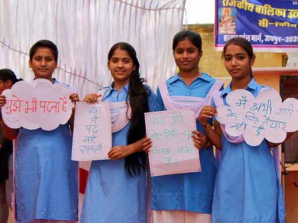 Support Pravah In Empowering Adolescents To Stop Child Marriage
