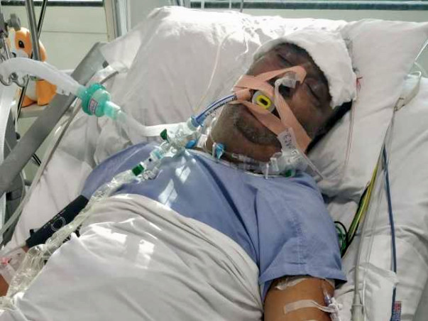 Help the Patient with Multi-organ Infection due to Cancer