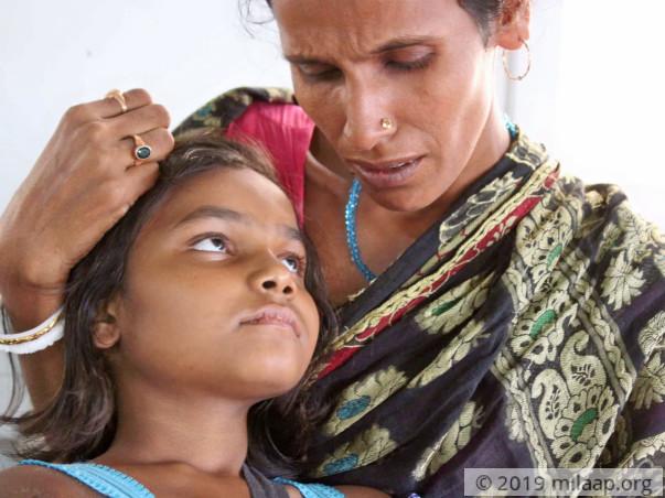 Help Arpitha to undergo her treatment