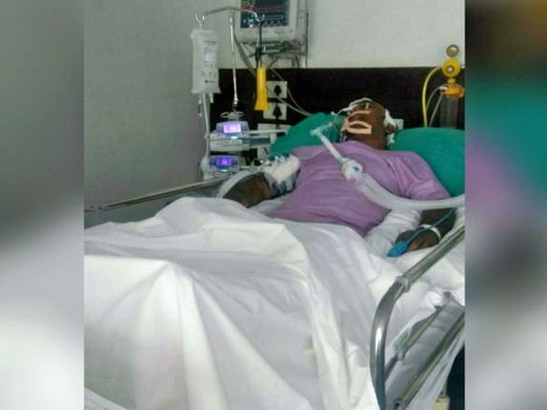 Help Kishore Overcome An Accident