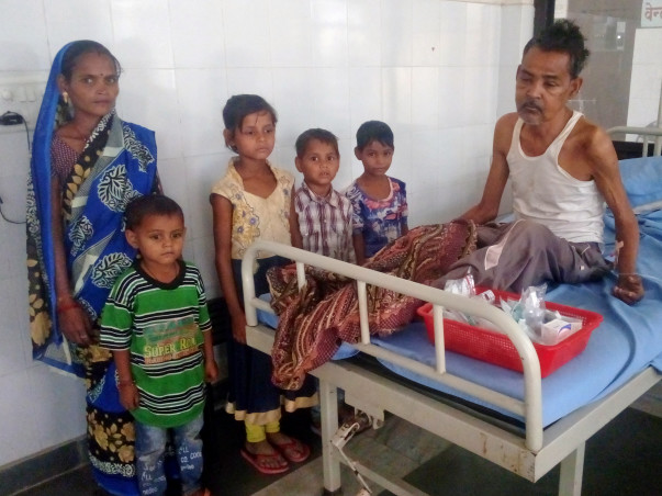 Help Santosh Recover from Tuberculosis