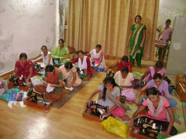 I am fundraising for Shiksha to empower women in Sangam Vihar, Delhi through self employment