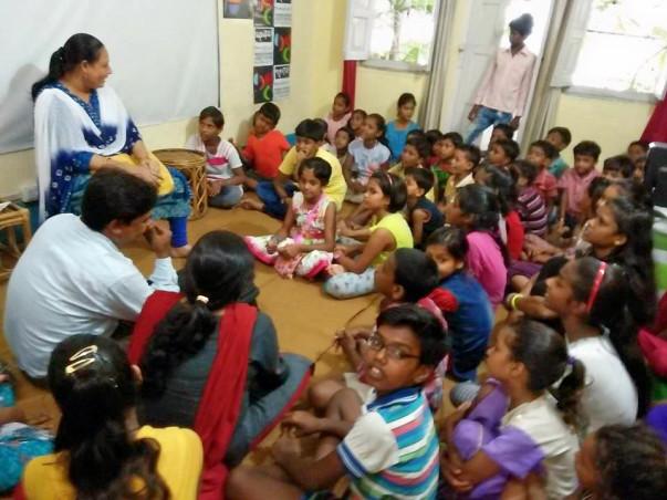 Support Kahaanibaaz Empower A Deprived Child
