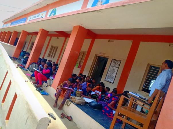 Help Rebuilding damaged classrooms due to Cyclones in north coastal AP