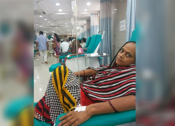 Help Babita Devi Fight Breast Cancer