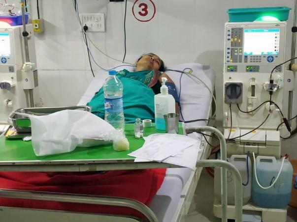 Help My Mother, my only alive parent, Undergo A Kidney Transplant