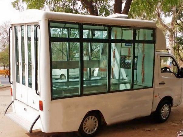 """""""शव वाहिनी - स्वर्ग रथ """" के लिए करे सहयोग-  DONATE For Dead Body Van"""