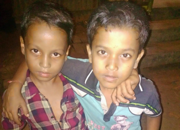 Support these two orphans for better life and education