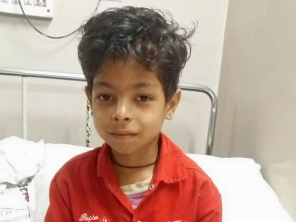 Help Young Abhimanyu fight Cancer
