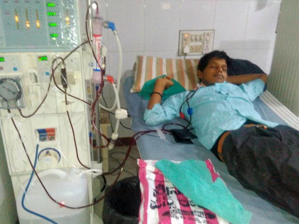 Help Me For My Kidney's Transplantation.