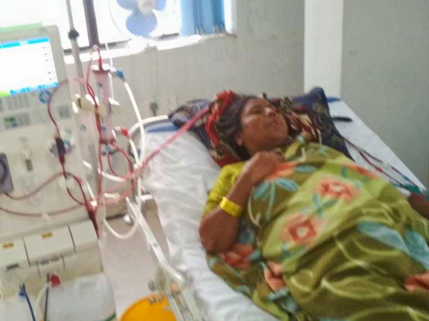Help My Suffering Mother To Have Kidney Transplant