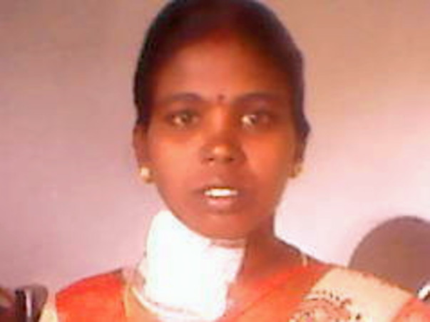 Lakshmi Wants To Live For Her Two Children
