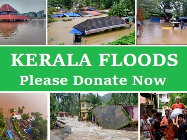 Kerela flood relief Fund