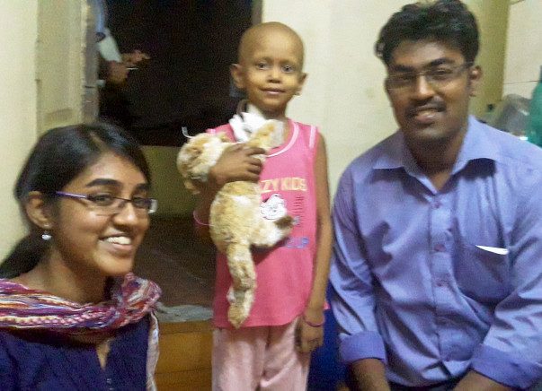 Help Malini A Little Angel Fight Cancer