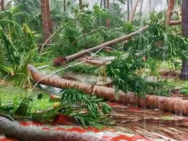 Please Help The People Stuck in Gaja Cyclone