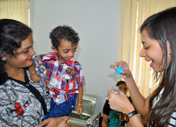 Help 5 cleft lip born kids in Kolkata Smile this month