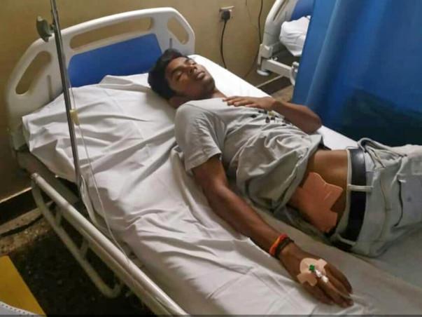Help Jagan from Bone Marrow Cancer