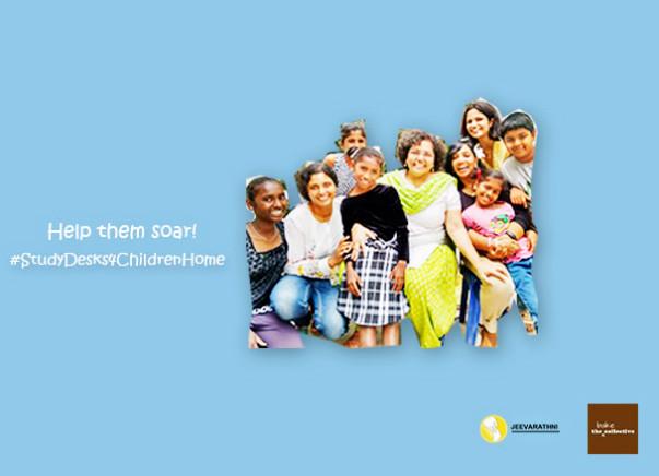 Help Children Home get study desks!