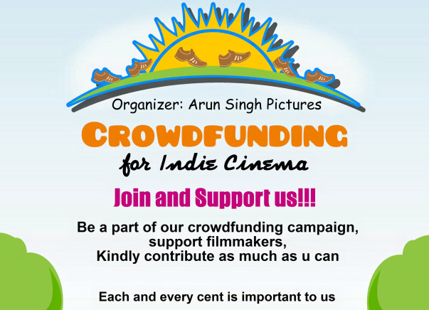 Help Me To Make This Indian Film Possible