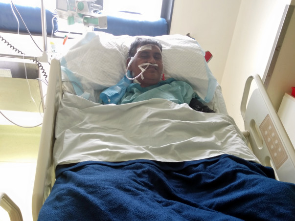 Help Sandip Liver Transplant