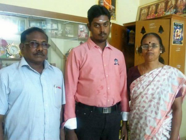 Help Senthil fight Acute Pancreatitis
