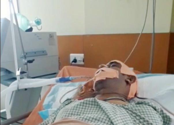 Help Sreenivas Fight Brain Injury