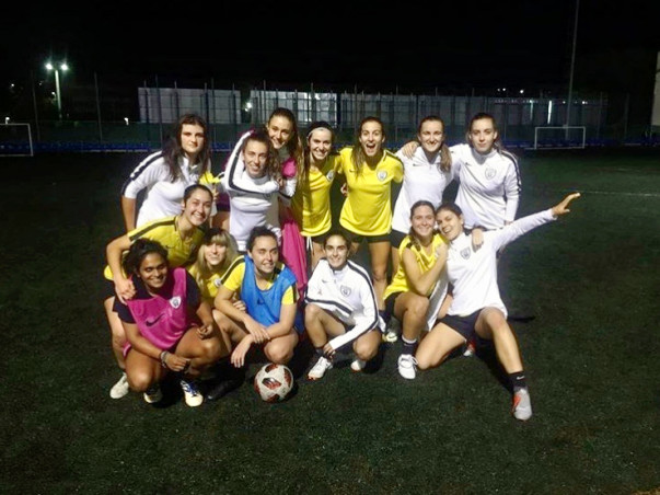 Help Brishti Play Football In The Division 1 La Liga (Spanish League)