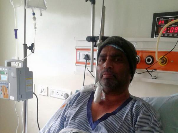 Fund raising  for Bone Marrow Cancer