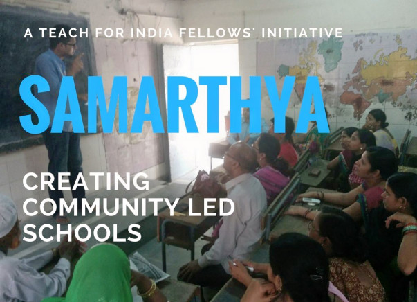 Samarthya: Support us to Help Children Access their Right to Education