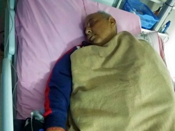 Help To Save My Father's Life Suffering From End-Stage Liver Disease