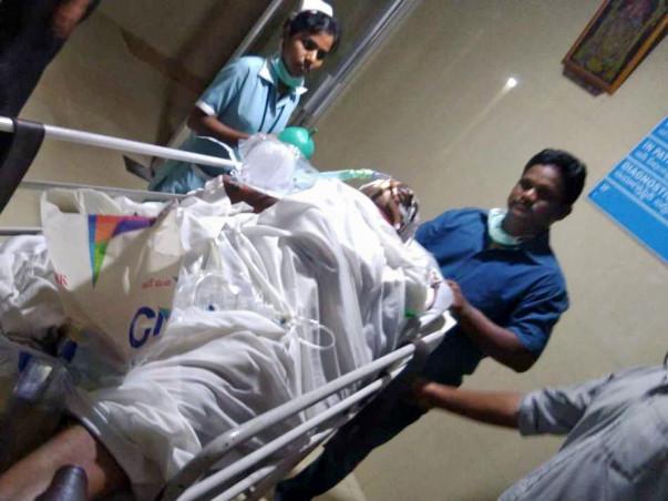 Help Srinivas Recover From A Brain Haemmorhage