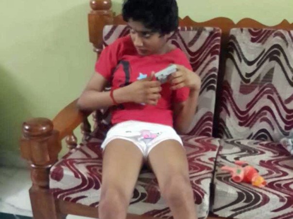 Help 13 Year Old Sandhiya Recover from Cerebral Palsy