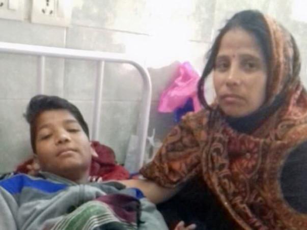 Aman 13 year old need Bone Marrow Transplant