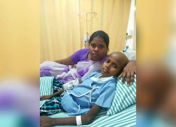 Akhilesh's Father Needs Your Help Saving His Son