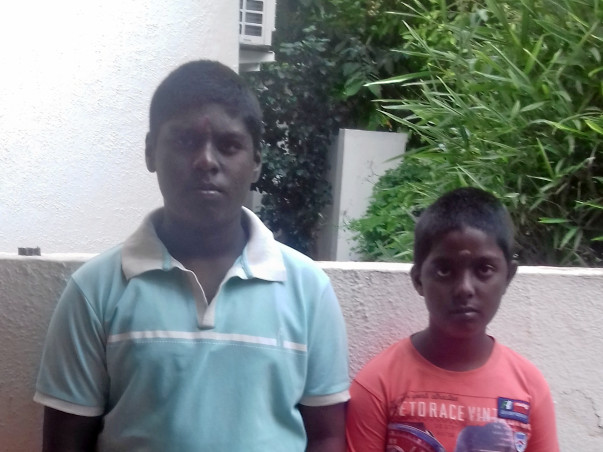 Urgent Help Needed To Support Mukesh And Vikesh For Their Education
